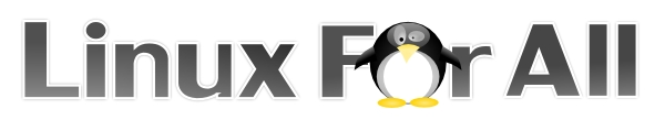 Linux For All Logo