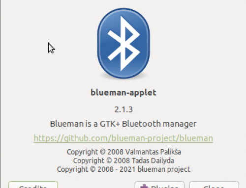 Fixing Bluetooth Problem of Linux Mint on Raspberry Pi